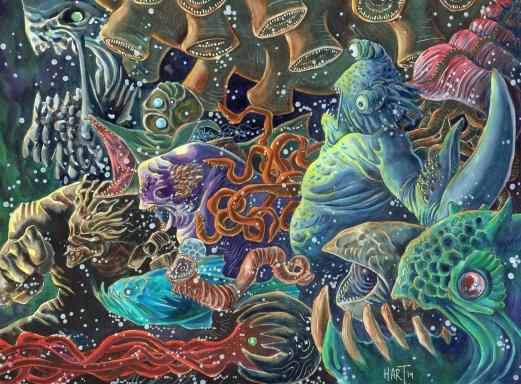 The Revolting Sea small