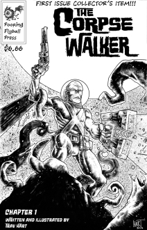 The Corpsewalker Cover