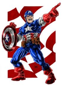 CaptainAmericaC