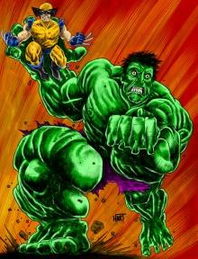 Hulk+WolverineC