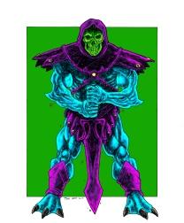 SkeletorC