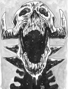 ScreamingSkull